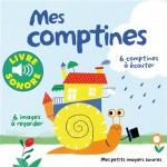 livre coup de cœur Renaud-Bray: 6 comptines à écouter, 6 images à regarder